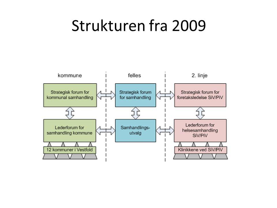 Strukturen fra 2009 KAREN