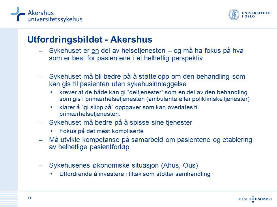 Utfordringsbildet - Akershus