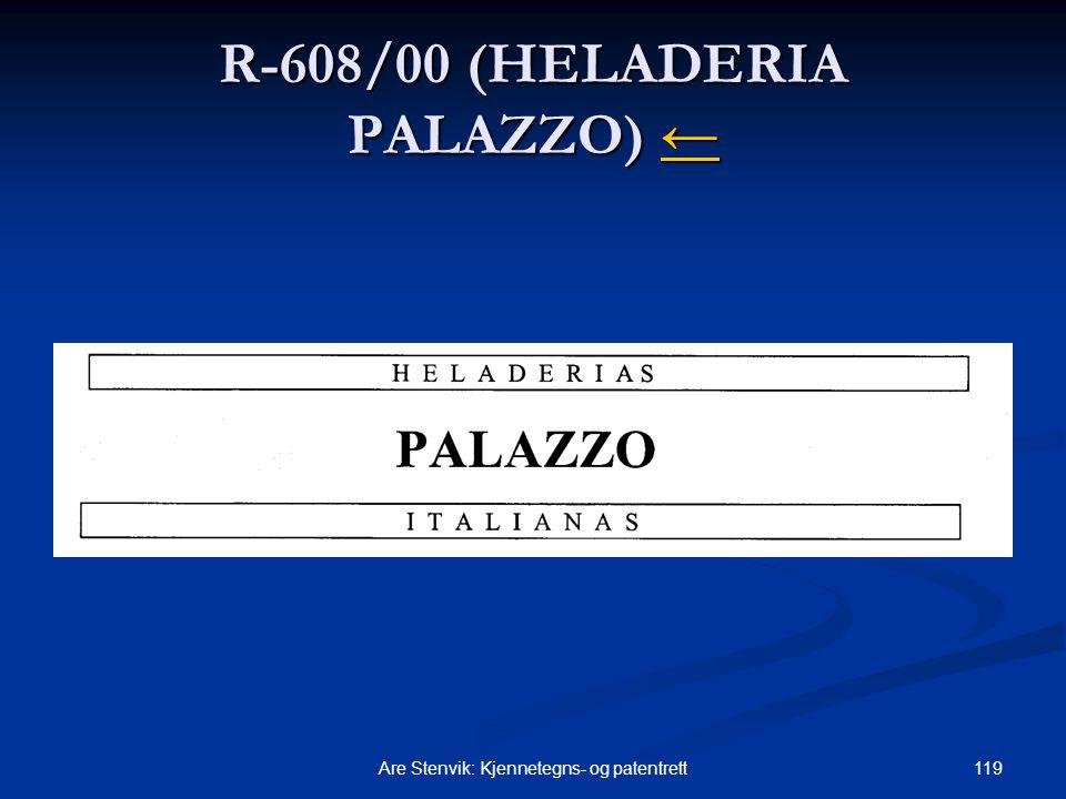 R-608/00 (HELADERIA PALAZZO) ←