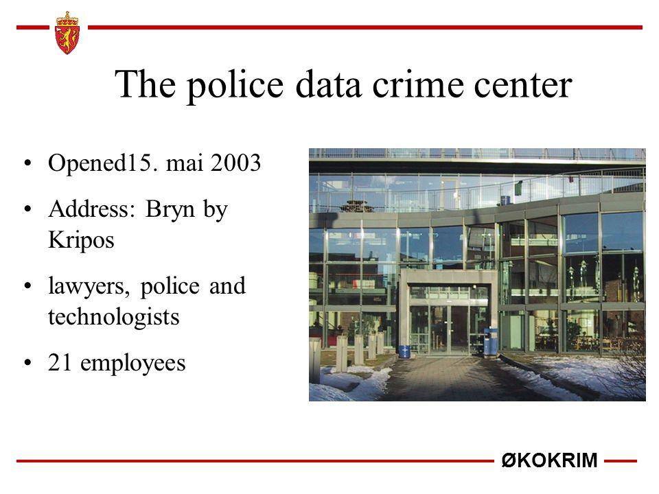 The police data crime center