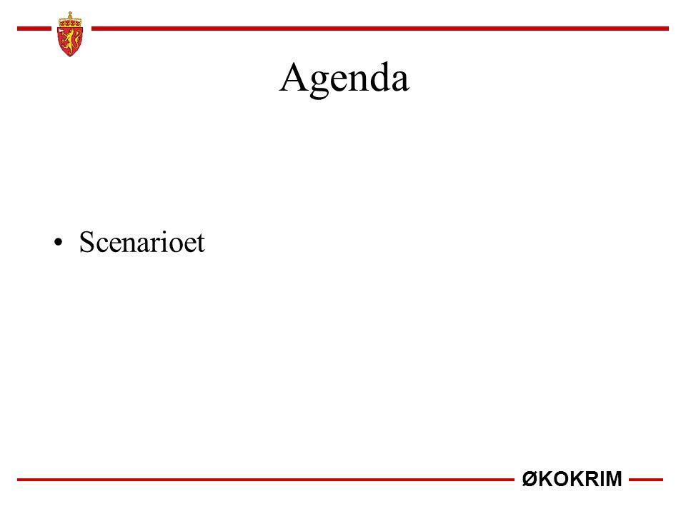Agenda Scenarioet