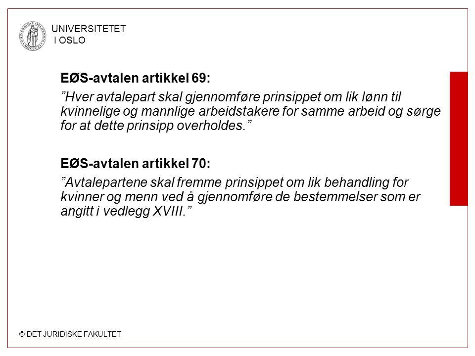 EØS-avtalen artikkel 69: