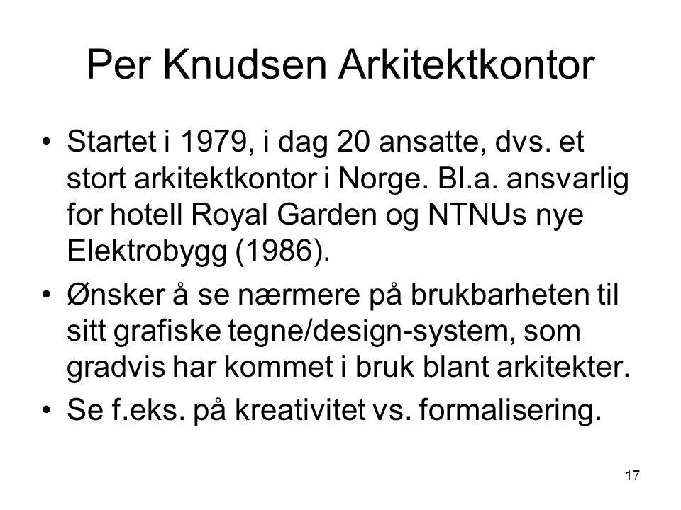 Per Knudsen Arkitektkontor