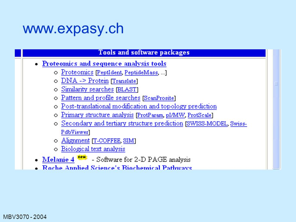 www.expasy.ch