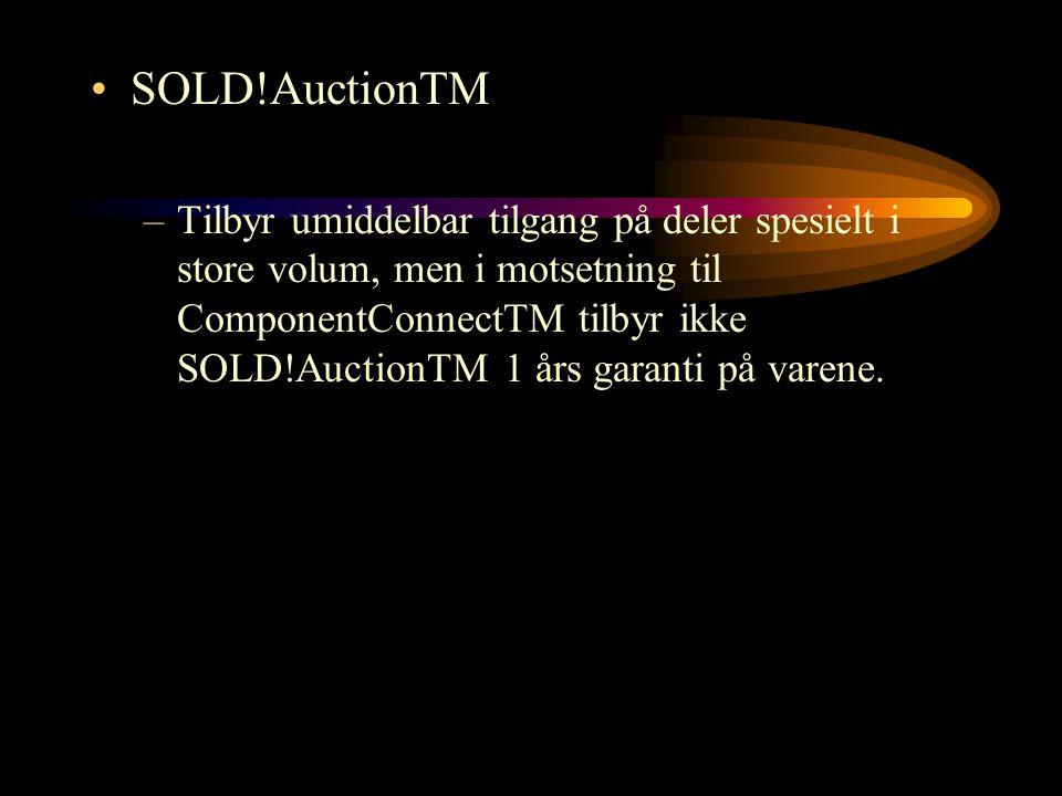 SOLD!AuctionTM