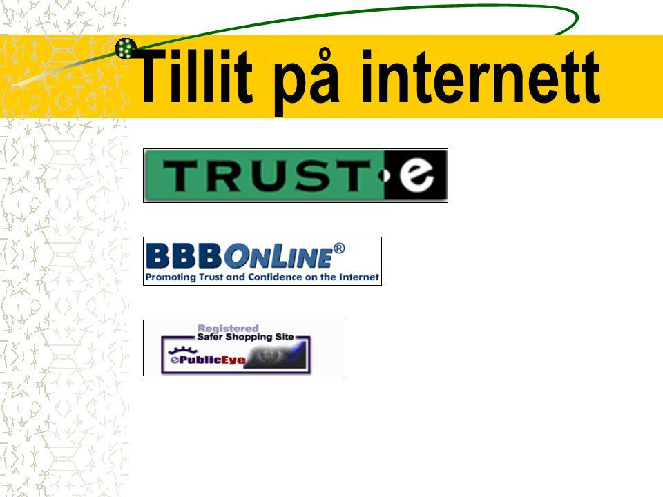 Tillit på internett Gruppe 25, Internet exercise 11 s 780, kap 17