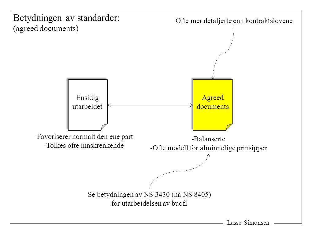 Betydningen av standarder: