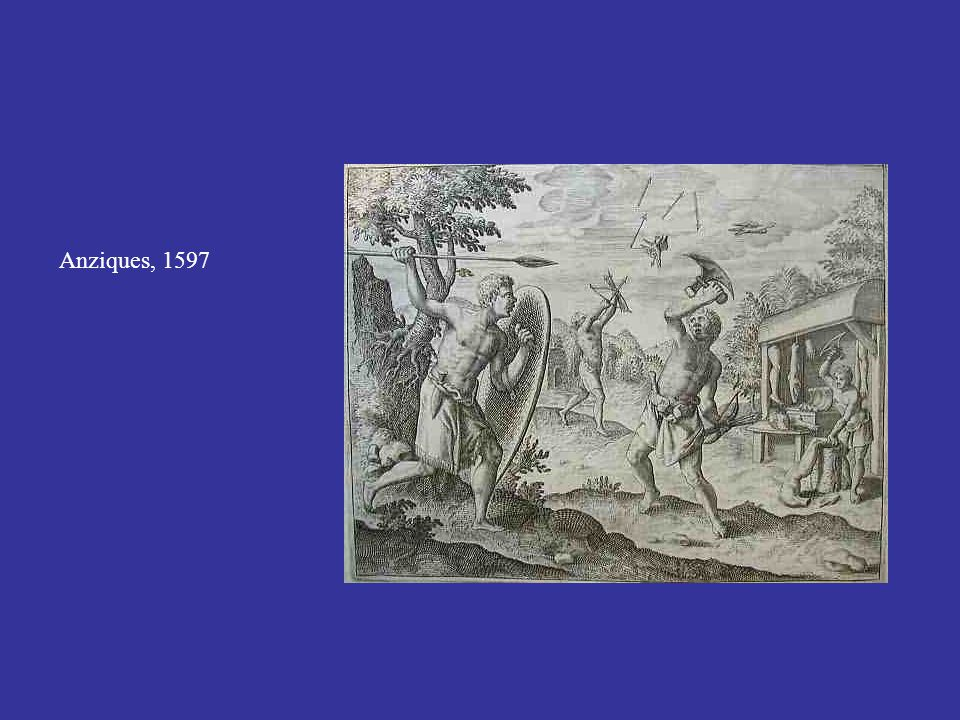 Anziques, 1597