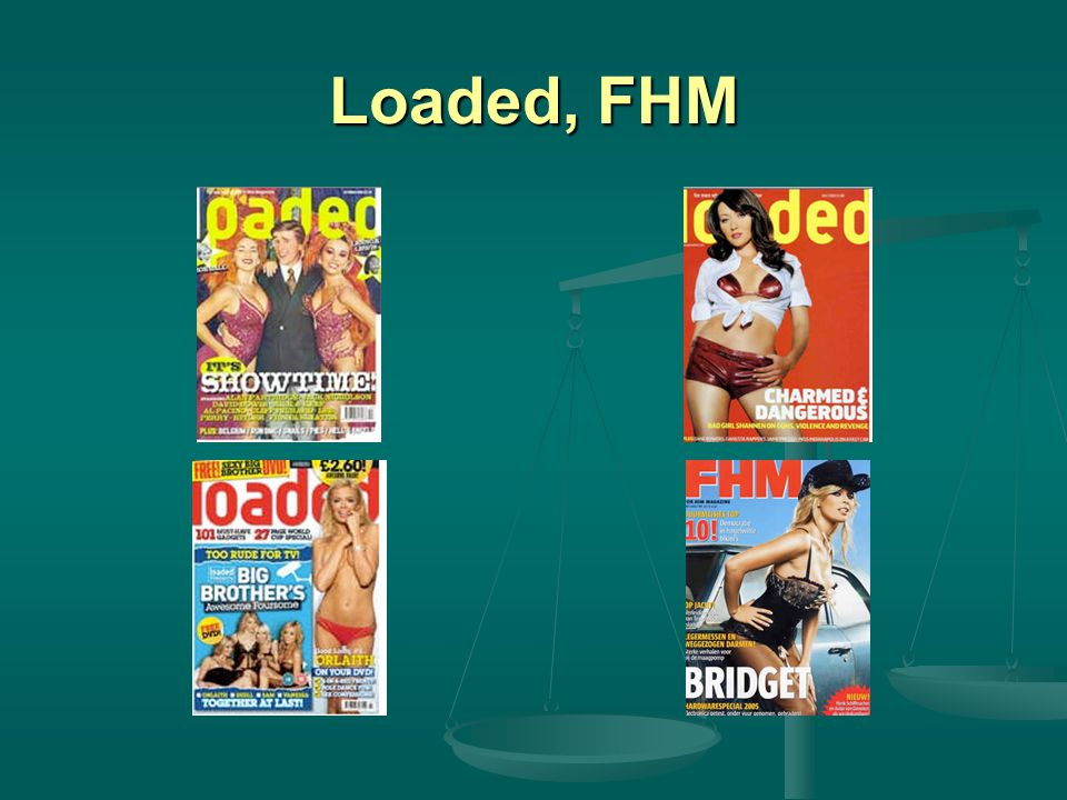Loaded, FHM