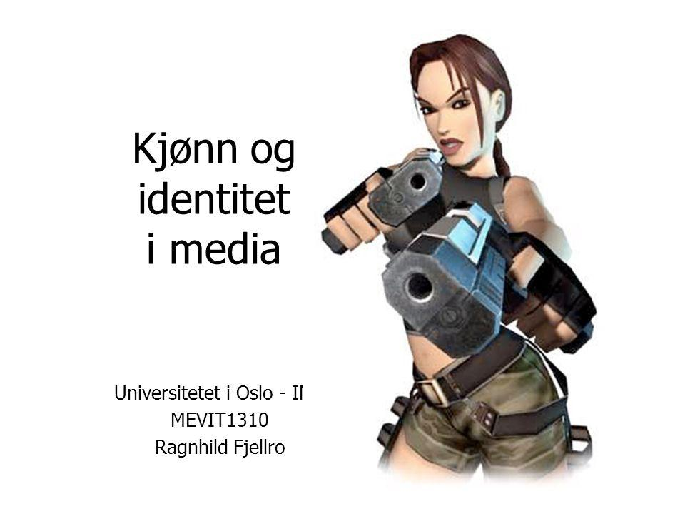 Kjønn og identitet i media