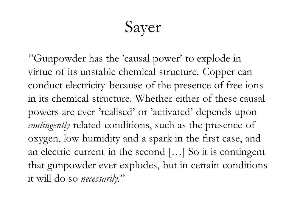Sayer