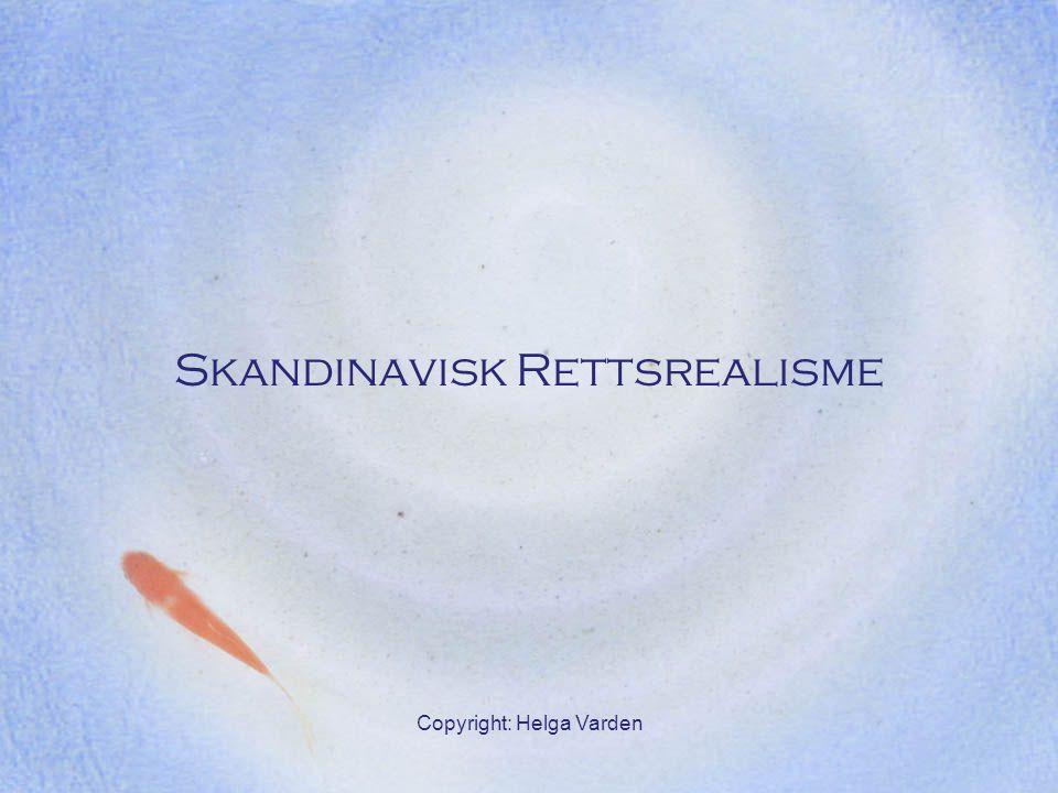 Skandinavisk Rettsrealisme