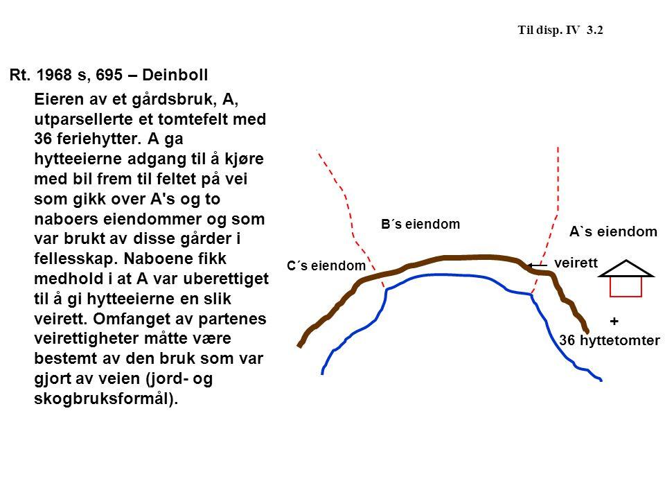 Til disp. IV 3.2 Rt. 1968 s, 695 – Deinboll.
