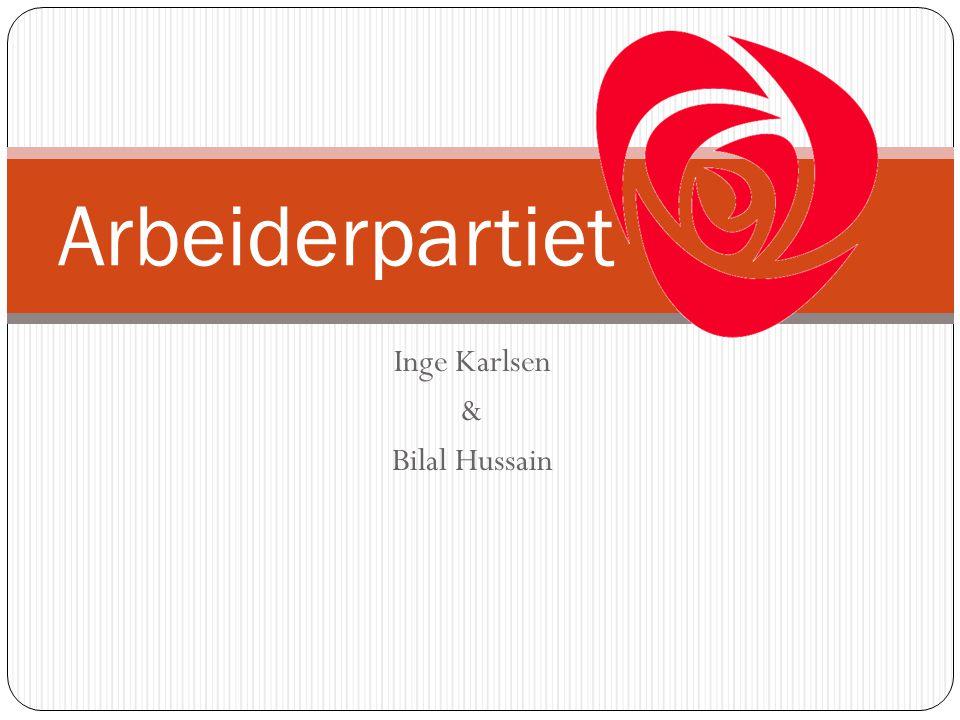 Inge Karlsen & Bilal Hussain