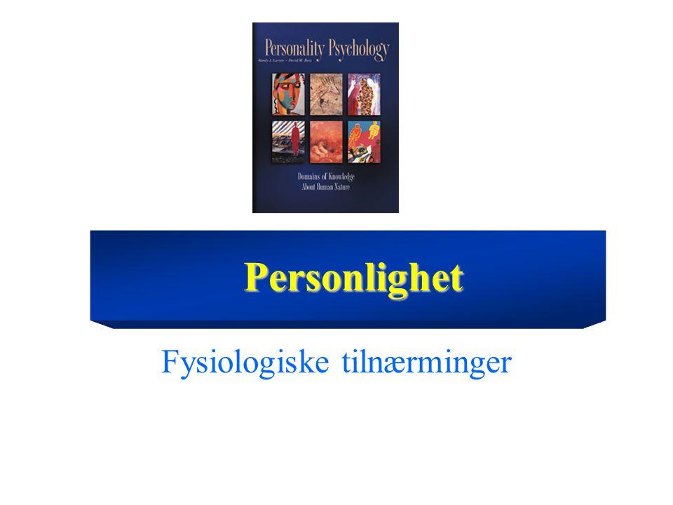 Fysiologiske tilnærminger