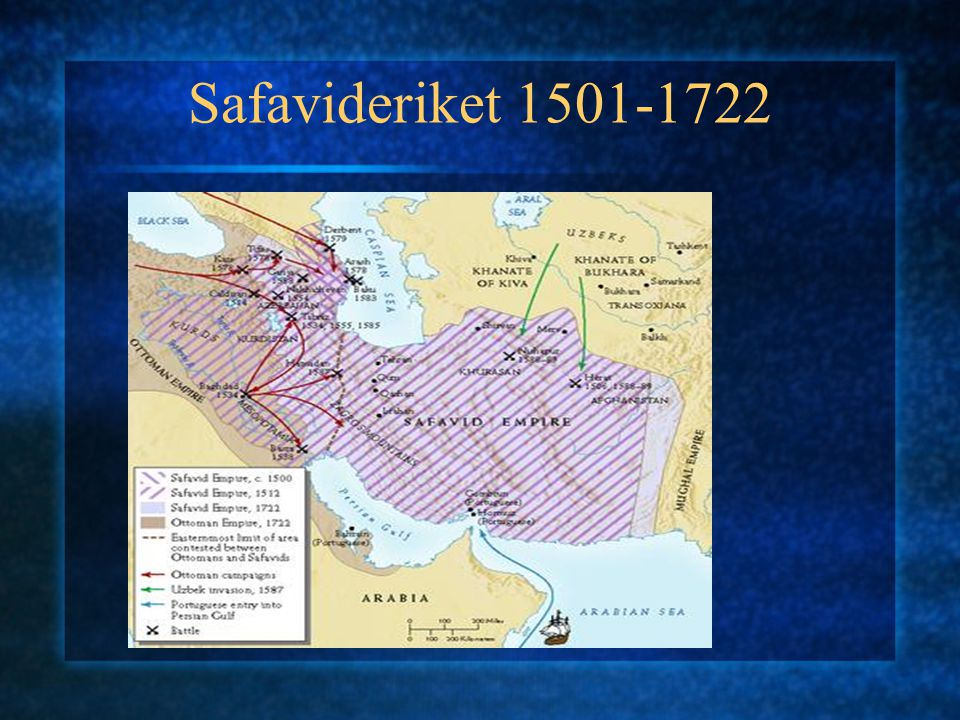 Safavideriket 1501-1722