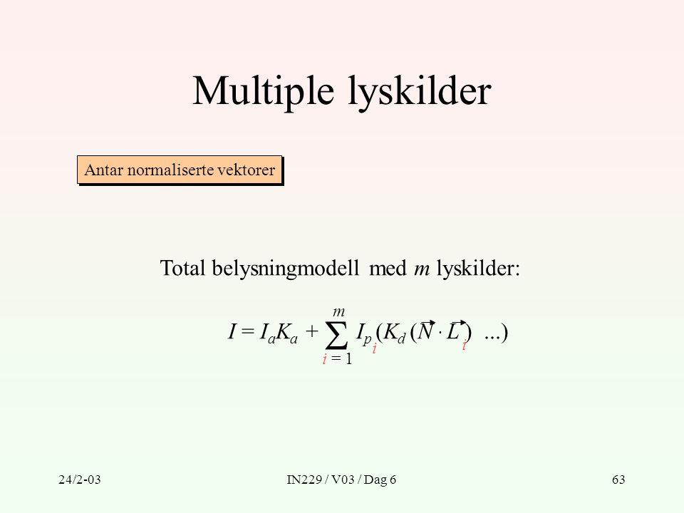 Antar normaliserte vektorer