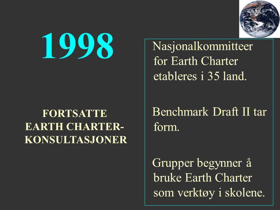 1998 Benchmark Draft II tar form.