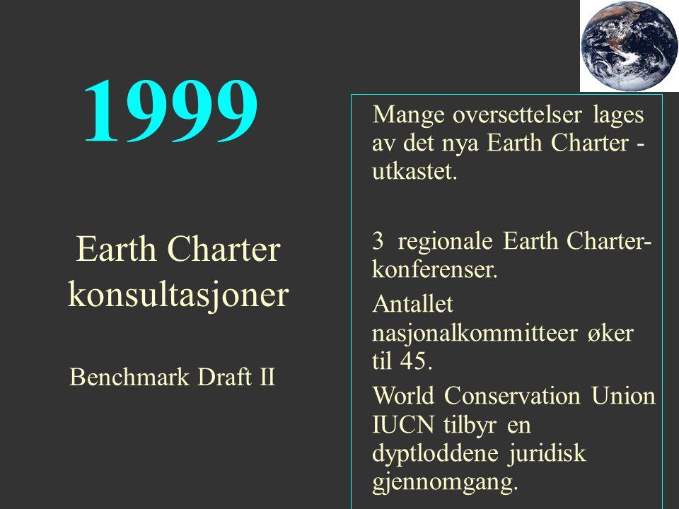 Earth Charter konsultasjoner