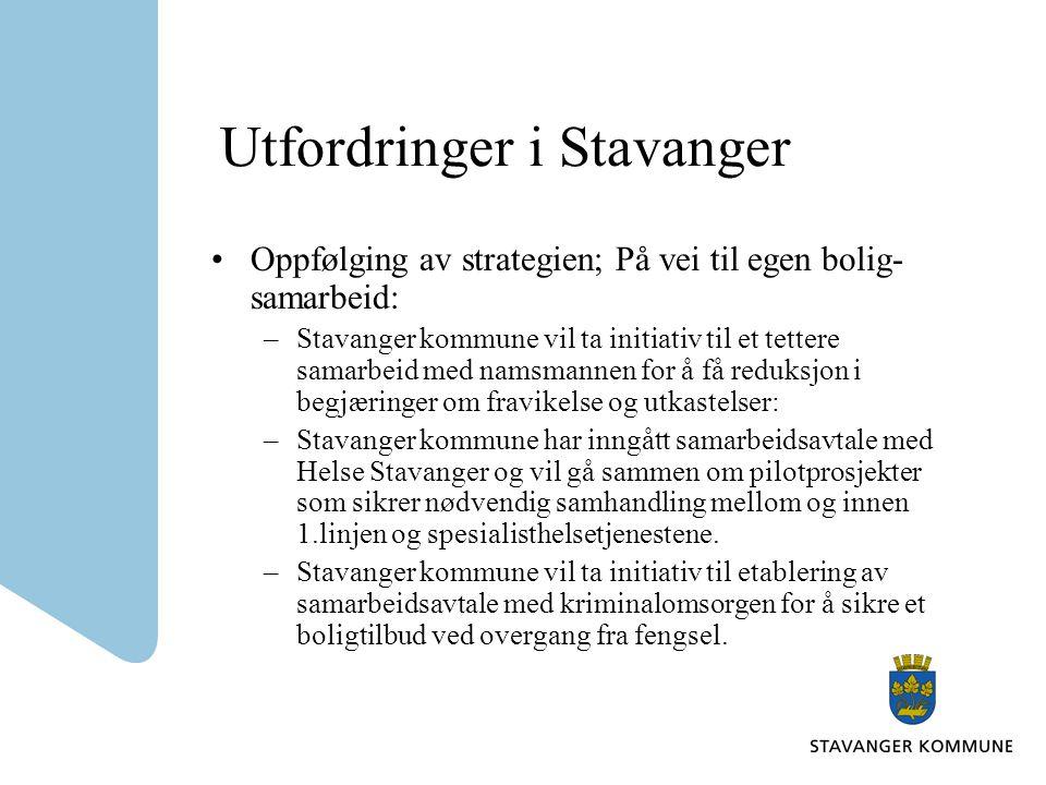 Utfordringer i Stavanger