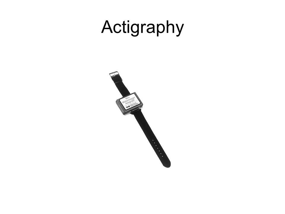 Actigraphy
