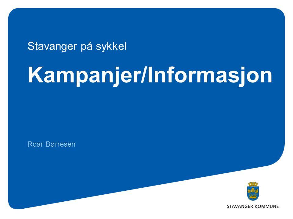 Kampanjer/Informasjon