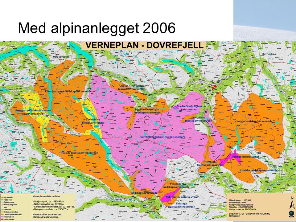 Med alpinanlegget 2006