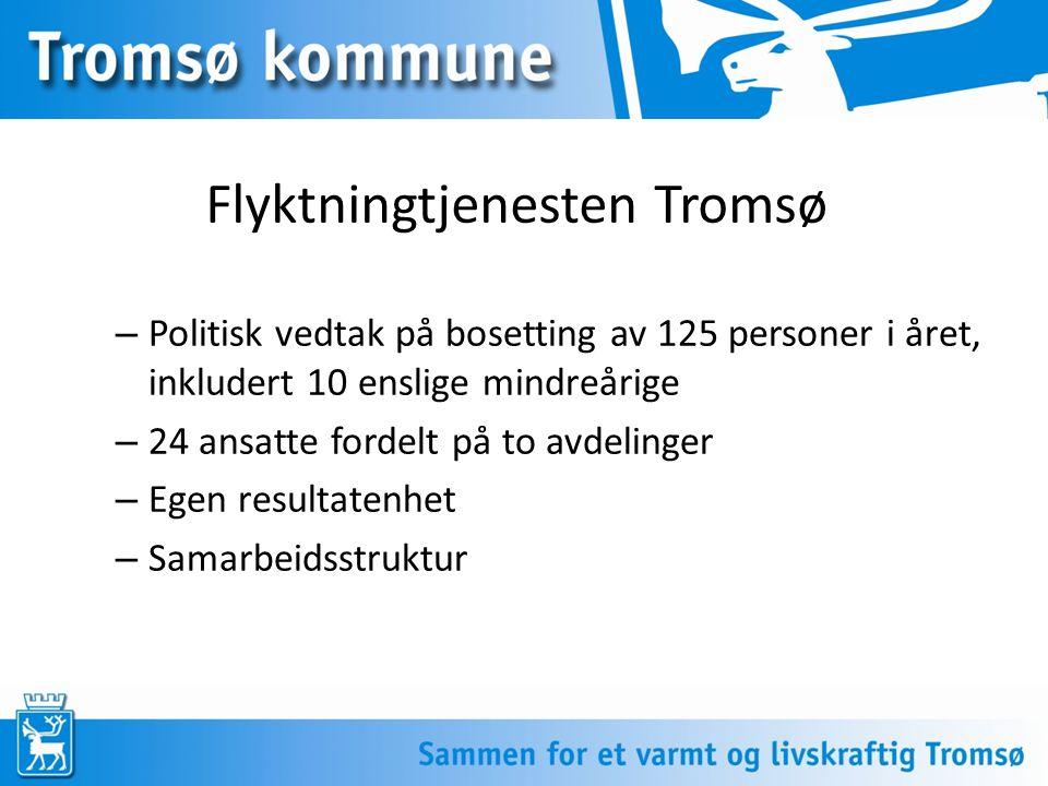 Flyktningtjenesten Tromsø