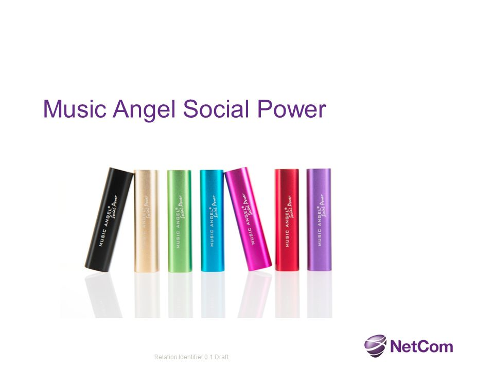 Music Angel Social Power