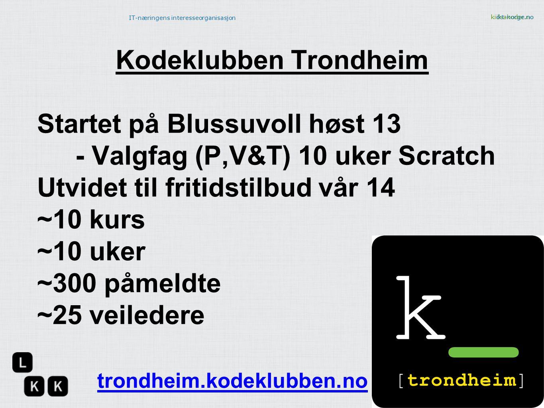 Kodeklubben Trondheim