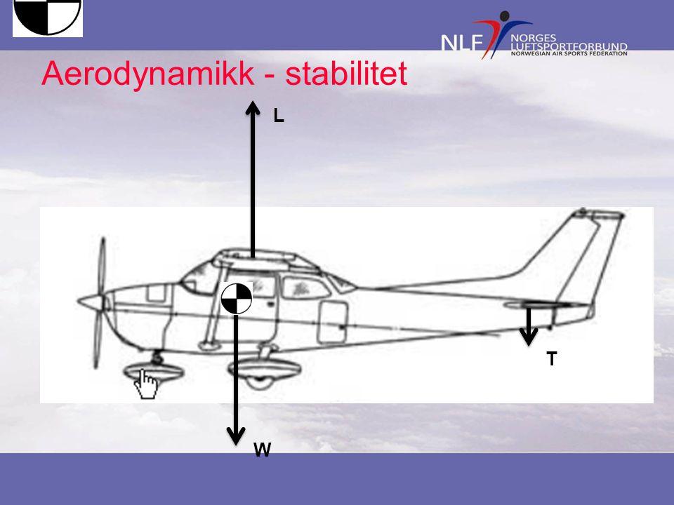Aerodynamikk - stabilitet