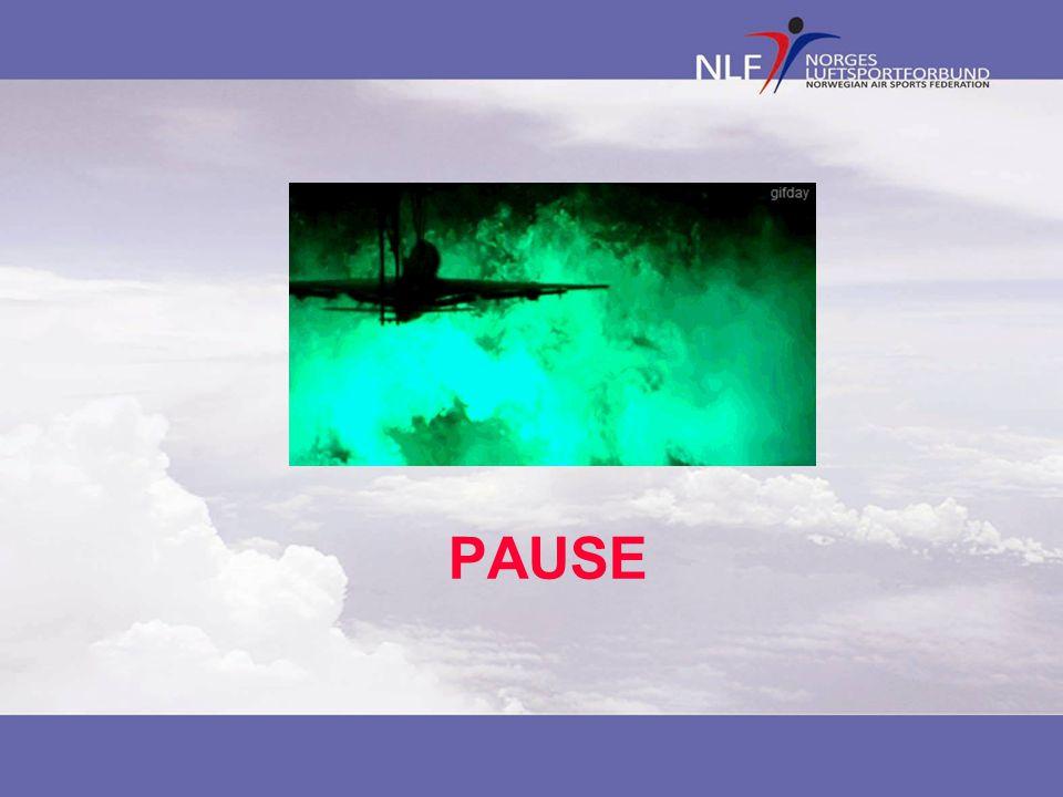 Om luften gir en oppgående kraft på flyets vinge ma (i følge Newton) flyets vinge gir en nedgående kraft på luften.