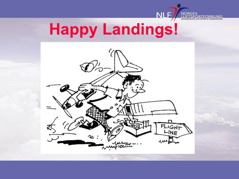 Happy Landings! Dette kurset lærer deg ikke hvordan du lærer å fly. For å få det til: les materialet på les mer listen.