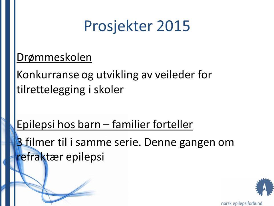 Prosjekter 2015