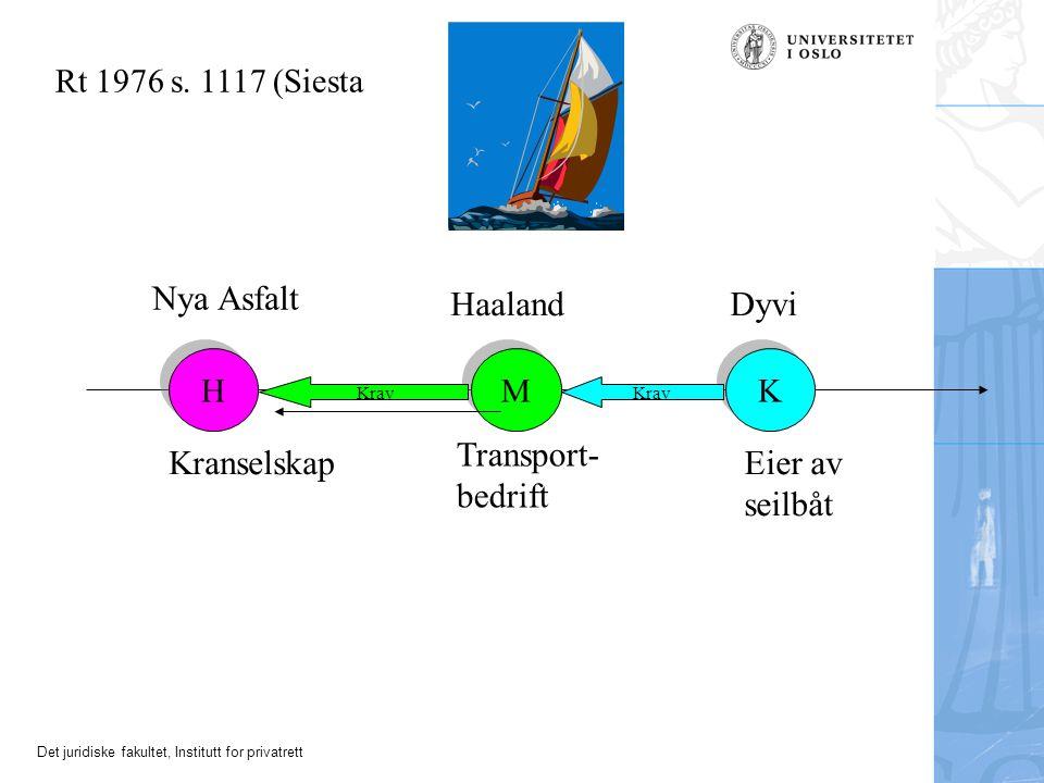 Nya Asfalt Haaland Dyvi Transport- bedrift Kranselskap Eier av seilbåt