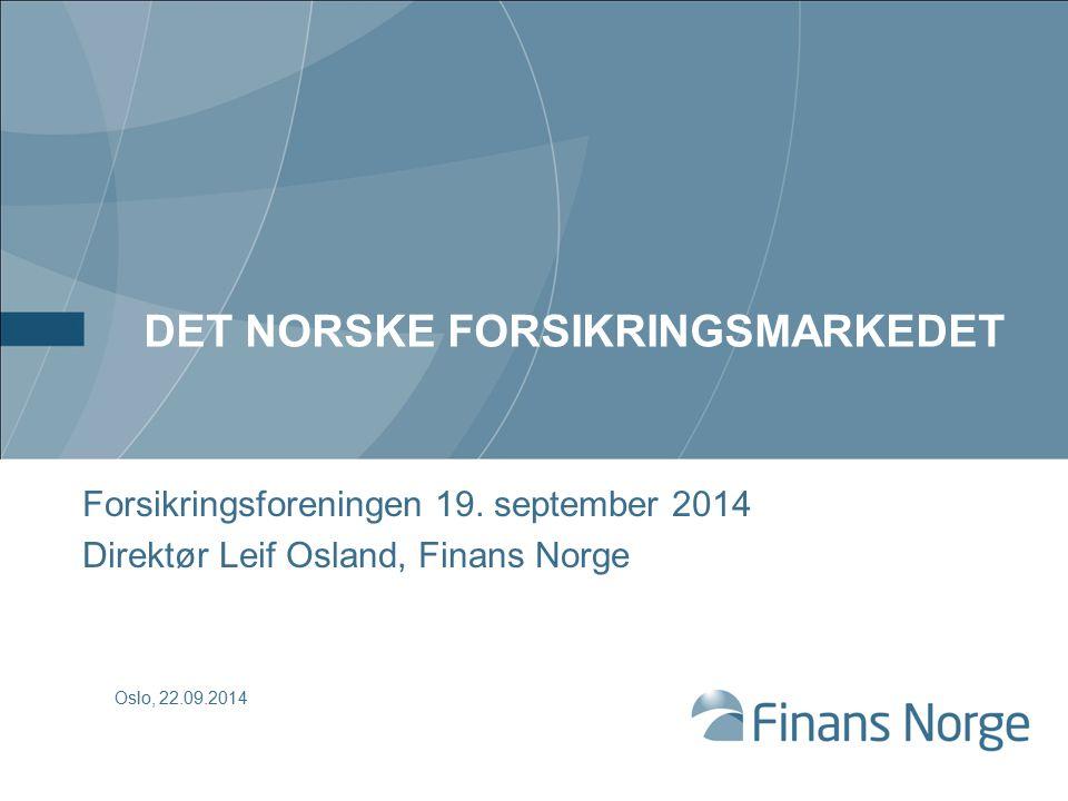 Det Norske forsikringsmarkedet