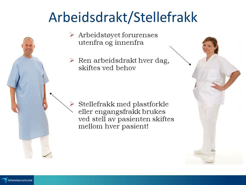 Arbeidsdrakt/Stellefrakk