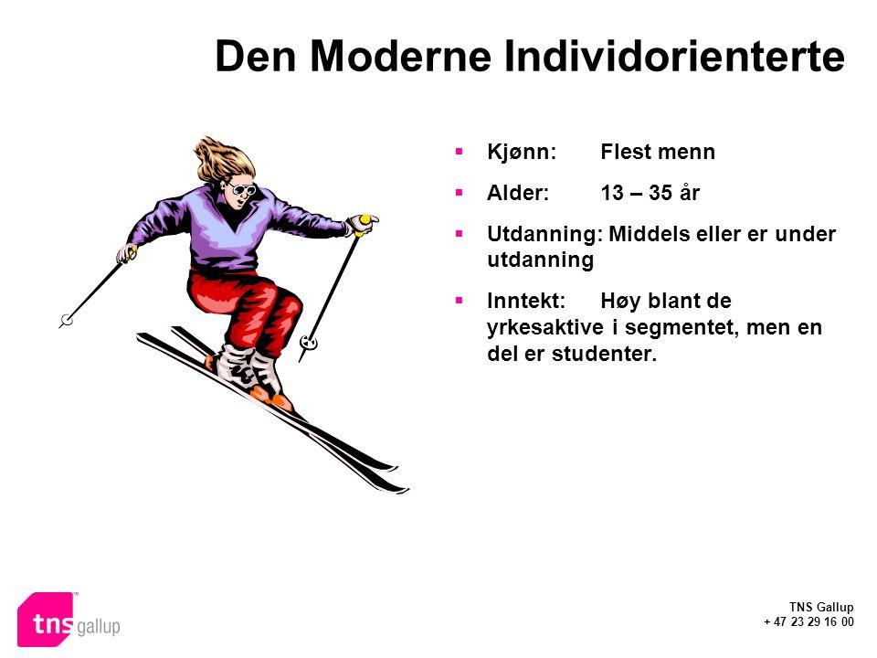 Den Moderne Individorienterte