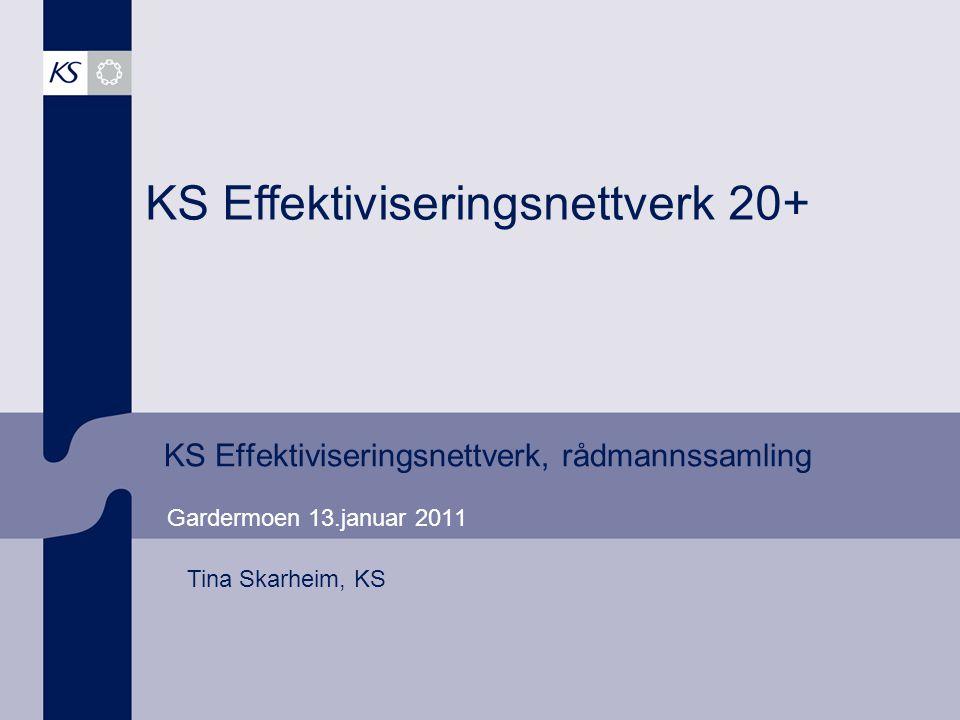 KS Effektiviseringsnettverk, rådmannssamling