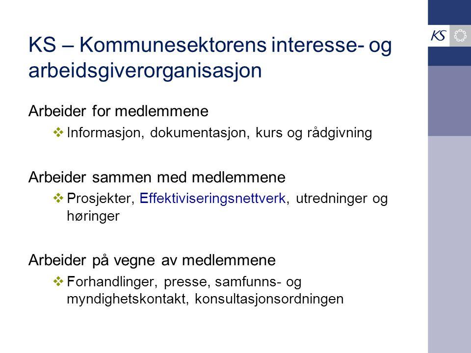 KS – Kommunesektorens interesse- og arbeidsgiverorganisasjon