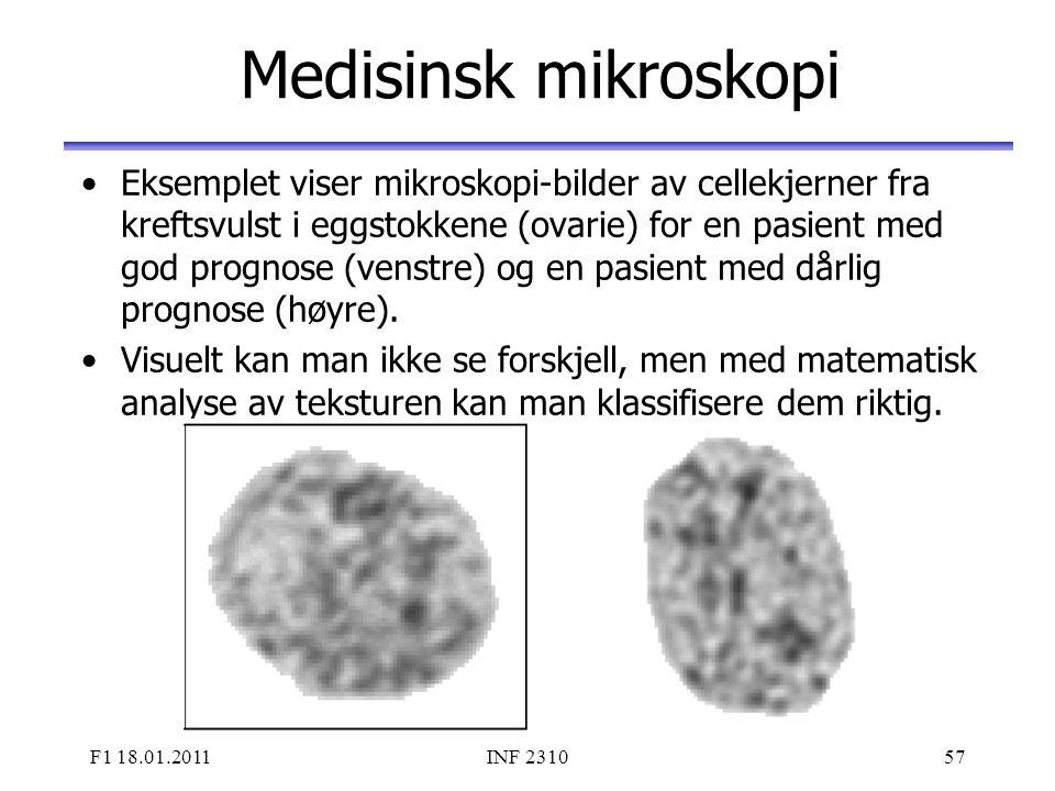 Medisinsk mikroskopi