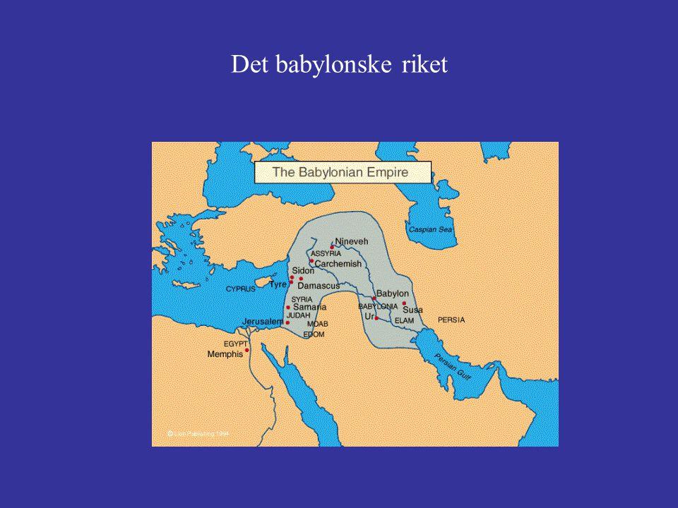 Det babylonske riket