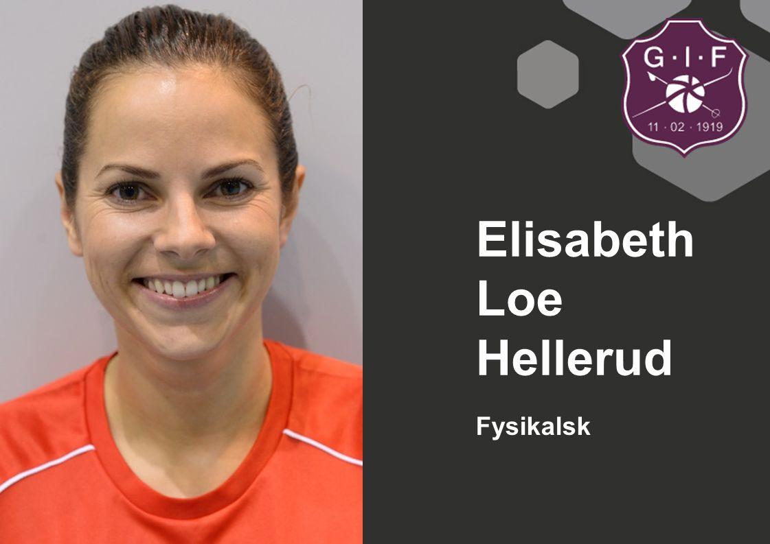 Elisabeth Loe Hellerud