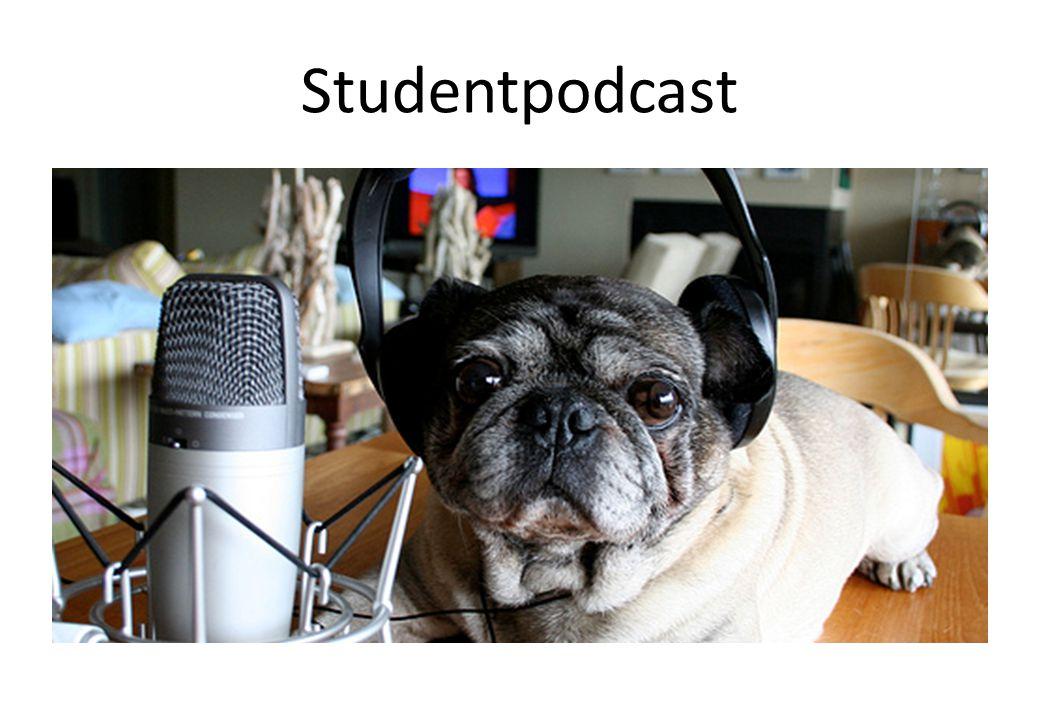 Studentpodcast