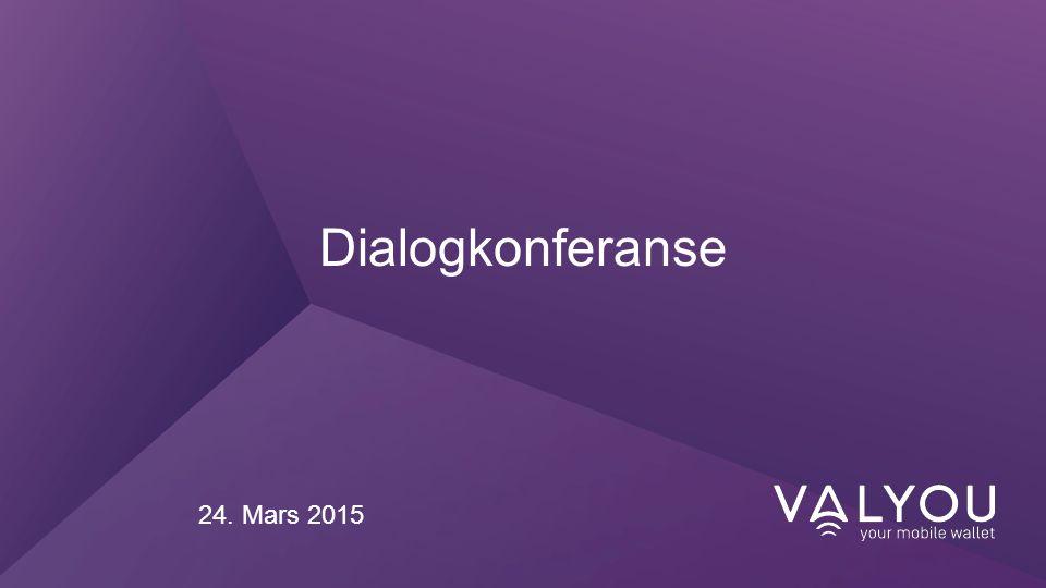 Dialogkonferanse 24. Mars 2015