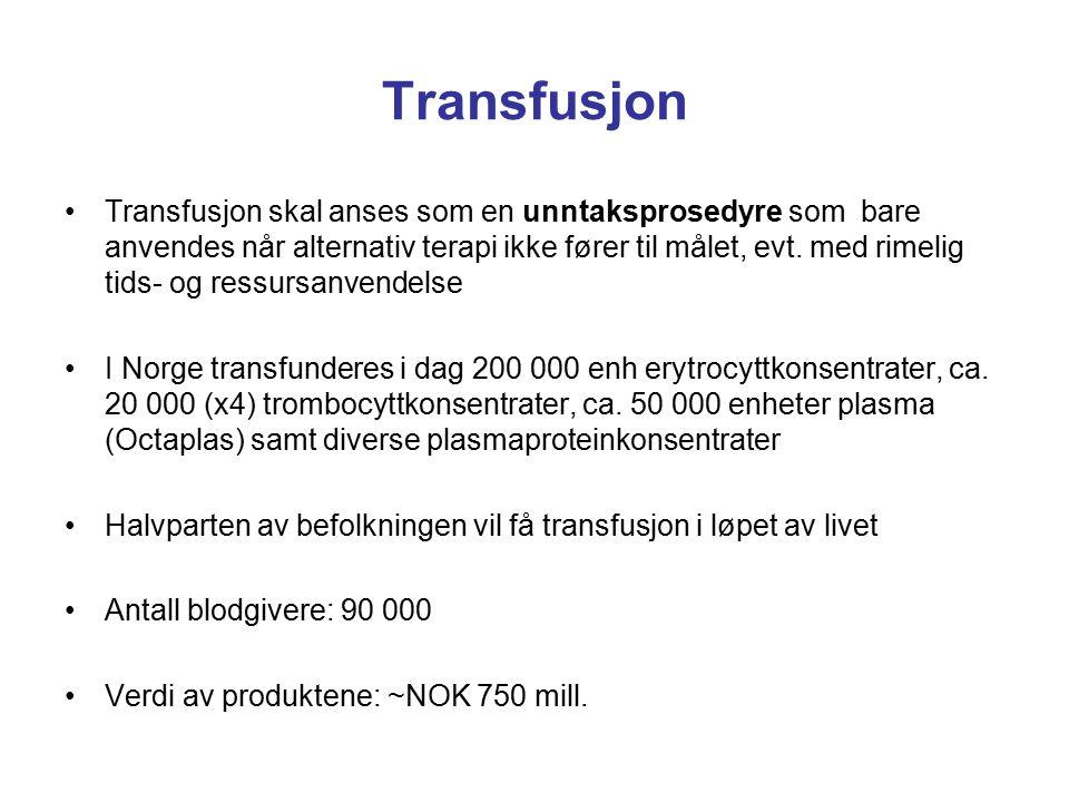 Transfusjon