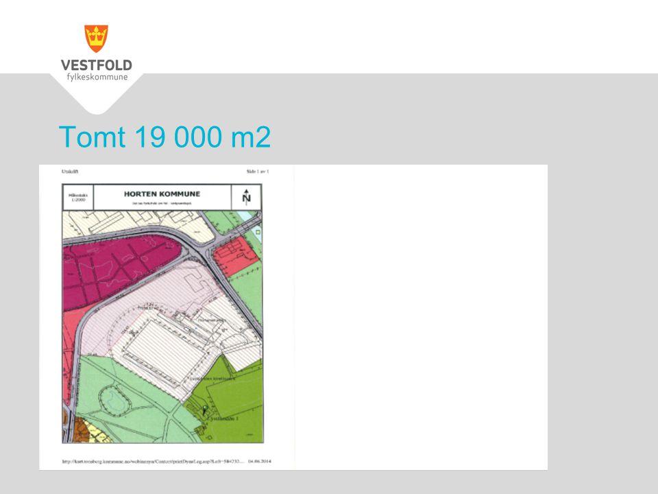 Tomt 19 000 m2