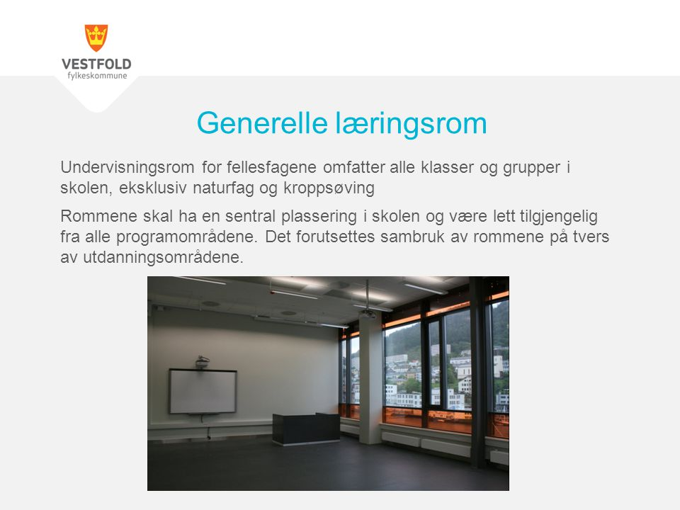 Generelle læringsrom