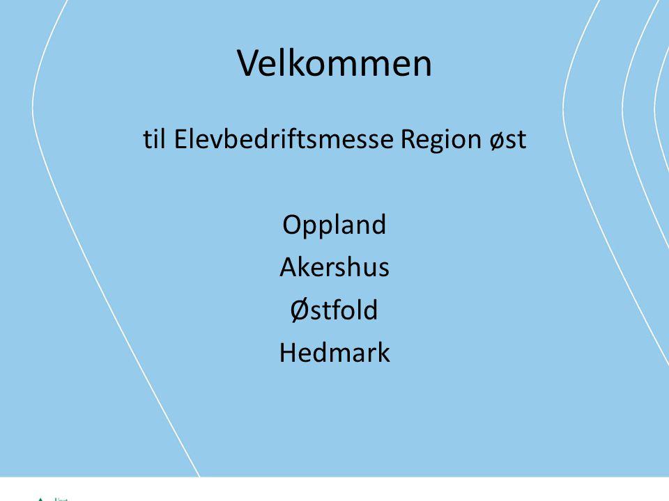 til Elevbedriftsmesse Region øst Oppland Akershus Østfold Hedmark