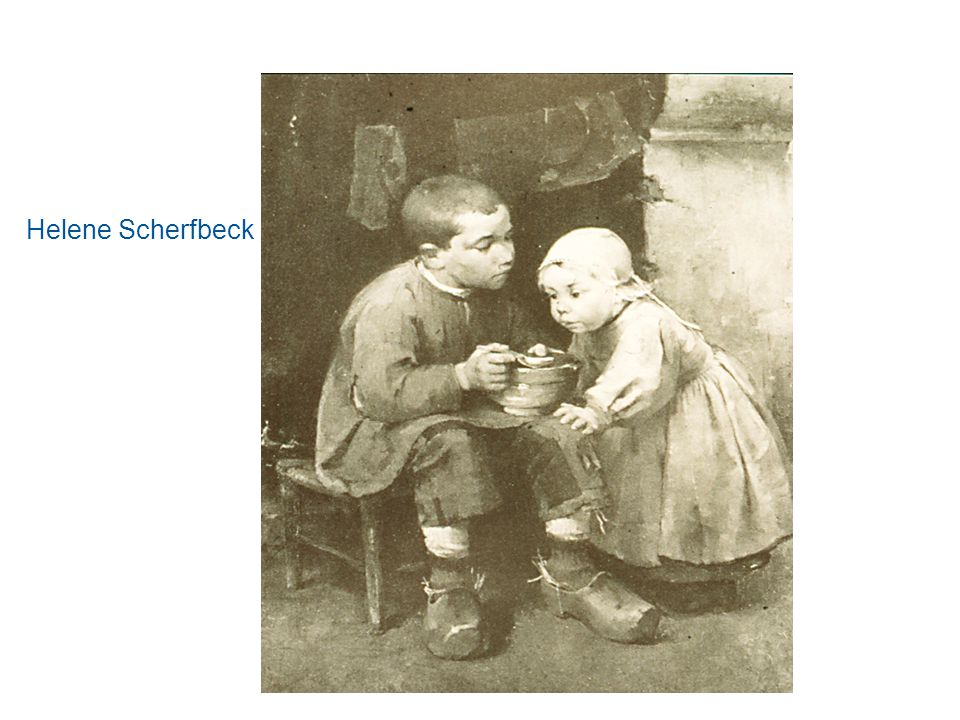 Helene Scherfbeck Sharing crumbles!